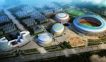 Delta助力鞍山市奥体中心节能建设