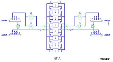 空调温度控制器电路图